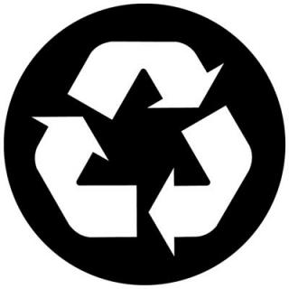 Nášivka RECYCLE - Logo