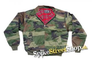 Bunda HARRINGTON - Woodland Camo