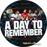 A DAY TO REMEMBER - Band - odznak