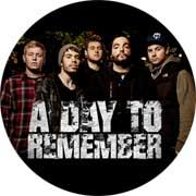 A DAY TO REMEMBER - Band Motive 3 - odznak