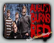 Púzdro na notebook AUGUST BURNS RED