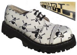 Kožené topánky STEEL v SpikeStreetShop.sk za najlepšie ceny... 0ea201e2aa