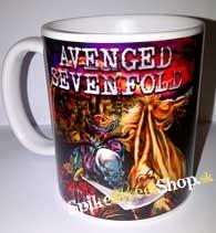 Hrnček AVENGED SEVENFOLD - City of Evil