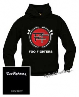 FOO FIGHTERS - Logo - pánska mikina