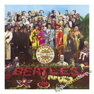 Pohľadnica BEATLES - Sgt. Pepper´s Lonely Hearts Club