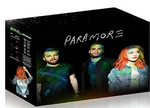 PARAMORE - Paramore (Limited edition New cd + tričko)
