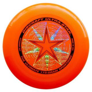 Disk FRISBEE - Ultra-Star Orange