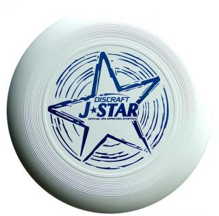 Disk FRISBEE - Ultra-Star Junior White
