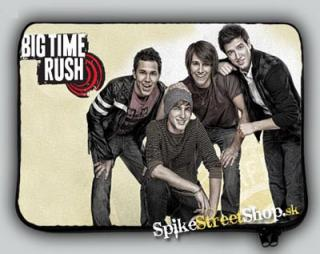 Púzdro na notebook BIG TIME RUSH - Band - Motive 2