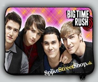Púzdro na notebook BIG TIME RUSH - Band - Motive 5