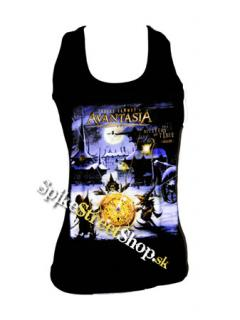 AVANTASIA - The Mystery Of Time - Ladies Vest Top čierny