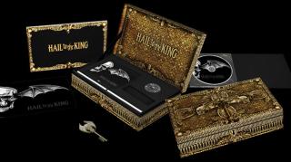 AVENGED SEVENFOLD - Hail To The King CD Box-Set (Limited edition - Treasure Box)