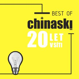 CHINASKI - 20 let v síti best of (2cd) DIGIPACK