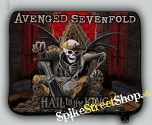 Púzdro na notebook AVENGED SEVENFOLD - Throne of King