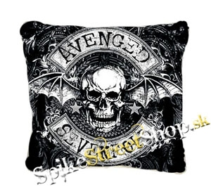 AVENGED SEVENFOLD - Ancient Skull - vankúš