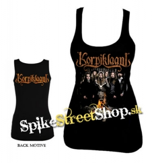 KORPIKLAANI - Band - Ladies Vest Top