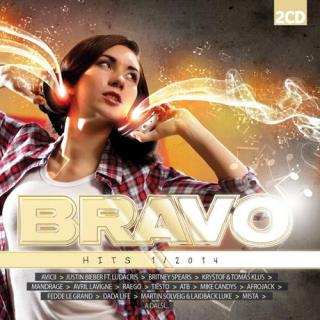 2cd VÝBER - Bravo Hits 2014/1 (2cd)