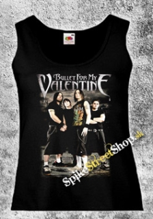 BULLET FOR MY VALENTINE - Band - Ladies Vest Top