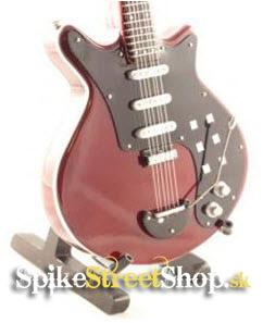 Gitara BRIAN MAY - BRIAN MAY GUITAR SPECIAL RED - Mini Guitar USA