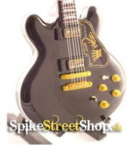 Gitara BB KING - GIBSON  LUCILLE SG 80TH B'DAY - Mini Guitar USA