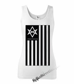 BRING ME THE HORIZON - Antivisit - Ladies Vest Top - biele
