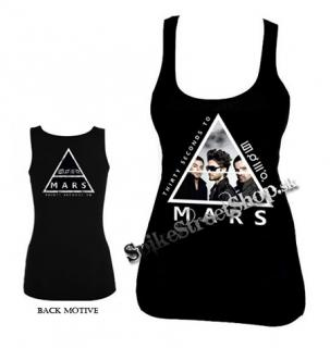 30 SECONDS TO MARS - Triad - Ladies Vest Top