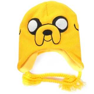 ADVENTURE TIME - Jake Hats - zimná čiapka