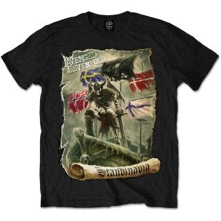 AVENGED SEVENFOLD - Scandinavia - čierne pánske tričko 10412d64b00