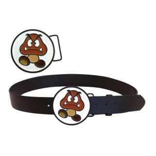 NINTENDO - Goomba Buckle With Belt - opasok s prackou