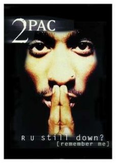 2 PAC - R U Still Down - vlajka