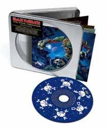 IRON MAIDEN - The Final Frontier (deluxe limited cd)
