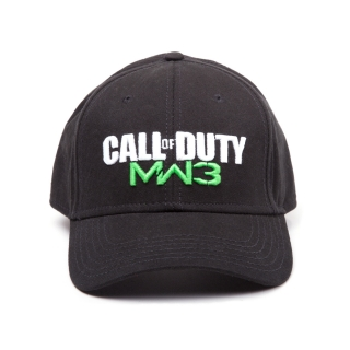 CALL OF DUTY MW3 - Adjustable Cap - šiltovka