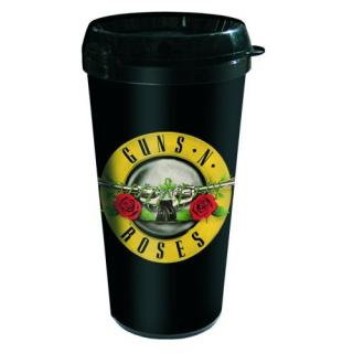 Hrnček GUNS N ROSES - Travel Mug - Logo
