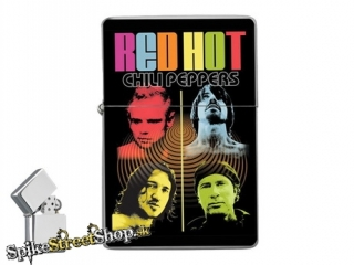 RED HOT CHILI PEPPERS - Band - zapaľovač