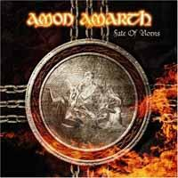 Samolepka AMON AMARTH - Fate Of Norns