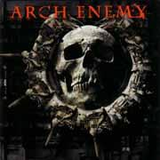 Samolepka  ARCH ENEMY - Doomsday Machine