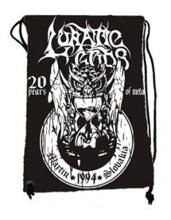 Chrbtový vak LUNATIC GODS - 20 Years Of Metal
