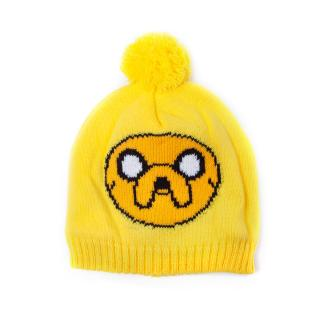 ADVENTURE TIME - Jake Yellow Beanie - zimná čiapka