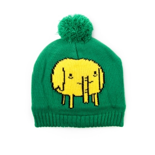 ADVENTURE TIME - Tree Trunks Green Beanie - zimná čiapka
