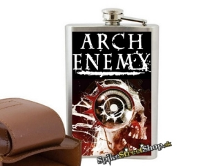 ARCH ENEMY - The Root Of All Evil - nerezová ploskačka na alkohol