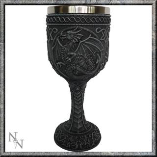 GOTHIC COLLECTION - Theobalds Goblet 17cm (P6) - čaša