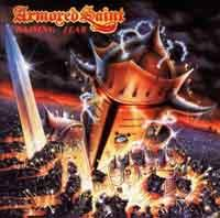 ARMORED SAINT – Raising Fear (LP platňa)
