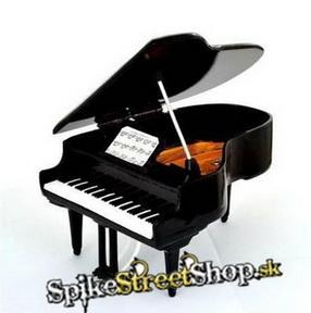 Mini Grand Piano - čierne