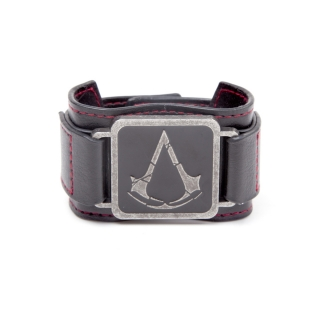 ASSASSINS CREED ROGUE - Wristband With Logo - kožený náramok