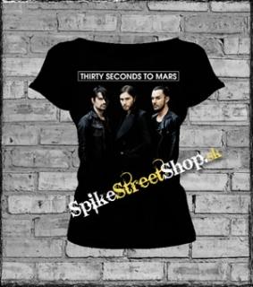 983782ae6883 30 SECONDS TO MARS - Band Motive 2 - dámske tričko
