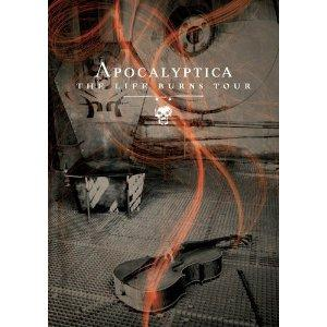 APOCALYPTICA - The Life Burns Tour (dvd)