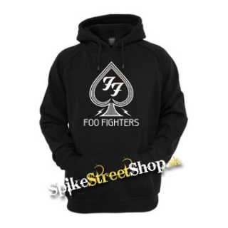 FOO FIGHTERS - čierna pánska mikina 96f876bc90a