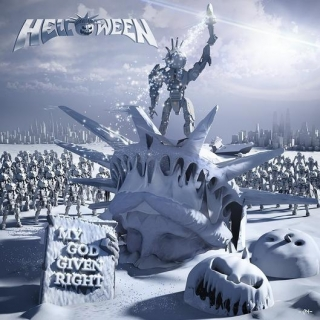 HELLOWEEN - My God Given Right (cd) LIMIT. ED.