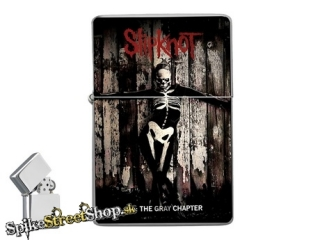 SLIPKNOT - 5: The Grey Chapter - zapaľovač