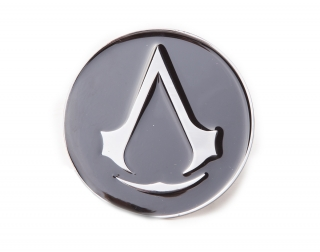 ASSASSINS CREED - Round Buckle - pracka